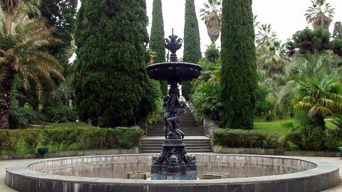 Ботанический парк Дендрарий 3