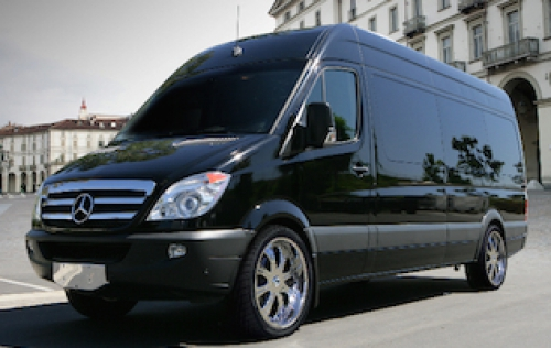 Mercedes-Benz Sprinter Luxe — 20 мест