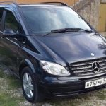 Mercedes-Benz Viano Vip 5 Мест