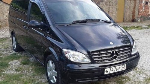 Mercedes-Benz Viano Vip 5 Мест 0