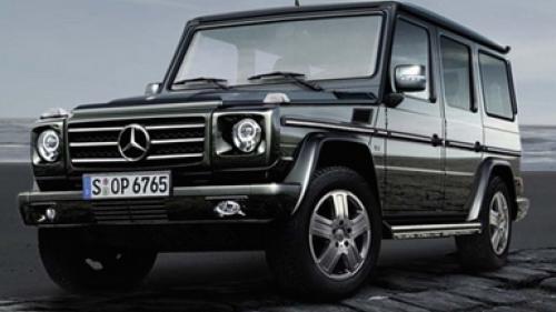 Mercedes Gelendewagen