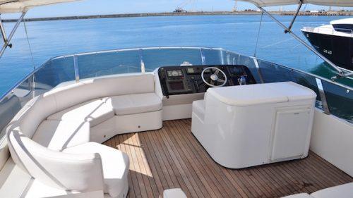 Моторная яхта Sunseeker 2