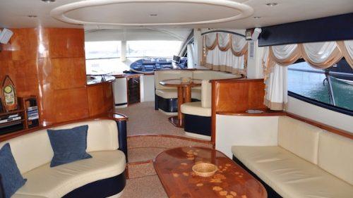 Моторная яхта Sunseeker 3