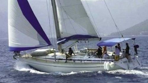 Парусно-моторная яхта 5