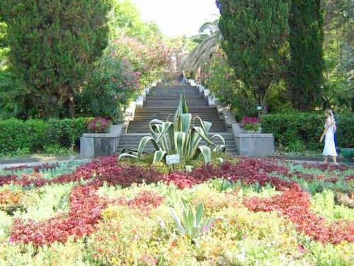 Ботанический парк Дендрарий
