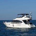 Моторная яхта Кристина - Meridian 39