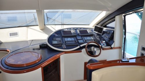 Моторная яхта Sunseeker 4
