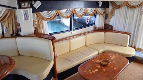 Моторная яхта Sunseeker 6