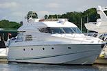 Моторная яхта Sunseeker