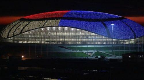 Олимпийский Парк 1