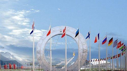 Олимпийский Парк 5
