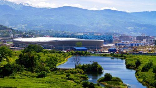 Олимпийский Парк 8