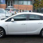 Сочи аренда машины Opel Astra